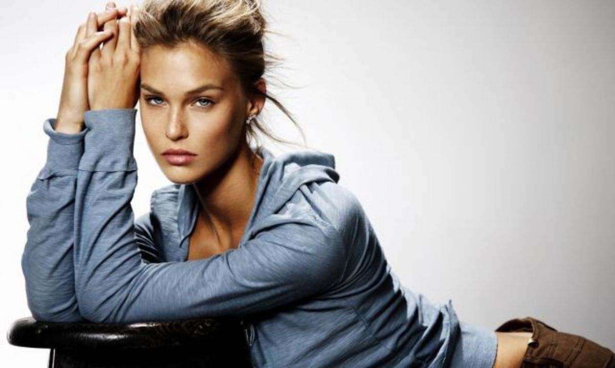 Top 10 Hottest Female Models A Listly List