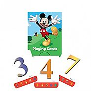 Mickey Mouse Snap Cards