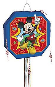 Mickey Mouse Party Pinata