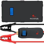 1byone New Release - The World's First Smart Portable Car Jump Starter - Start Your Car Countless Times !!! 9000mAh 1...
