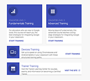 A Great Resource from Google to Help Teachers Professional Growth ~ Educational Technology and Mobile Learning