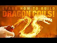 How to build dragon coils to blow crazy clouds!