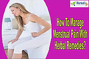 How To Manage Menstrual Pain With Herbal Remedies?