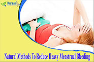 Natural Methods To Reduce Heavy Menstrual Bleeding