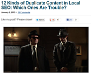 12 Kinds of Duplicate Content in Local SEO: Which Ones Are Trouble?
