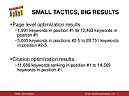 Small Tactics for Multi-Location SEO = Big Results