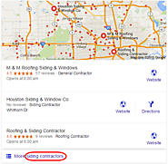 Takeaway from Google's New Local 3-Pack: Go Niche, Young Man!