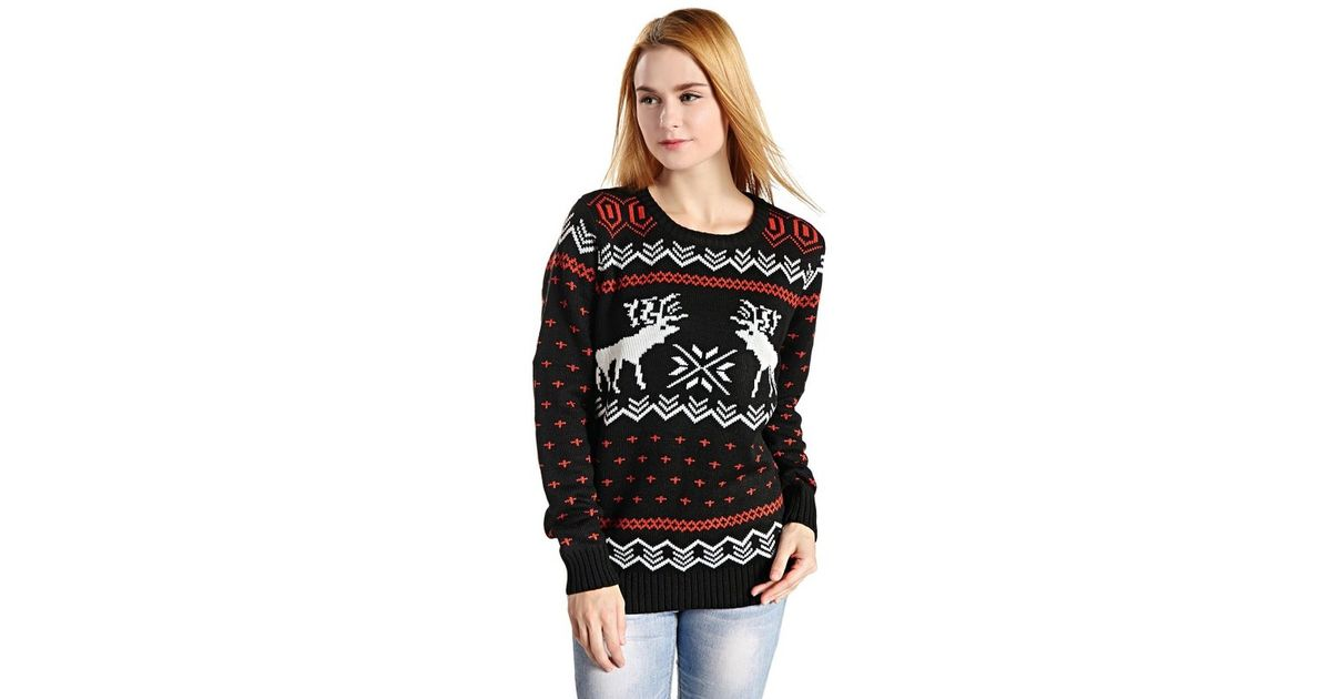 Headline for Womens Christmas Sweatshirts