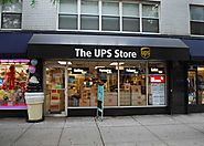 UPS Outlet stores locator