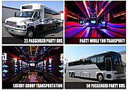 Party Bus New Orleans LA is #1 - Party Bus Rental