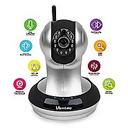 Vimtag (Fujikam) 361 HD, IP/Network ,Wireless, Video Monitoring, Surveillance, security camera,plug/play, Pan/Tilt wi...