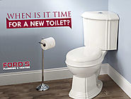 When is the Right Time to Replace a Toilet?