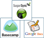 cloudHQ - Sync and Integrate Google Drive, Gmail, Dropbox, Box, SkyDrive, Evernote, Basecamp