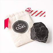 Holiday Bag of Coal