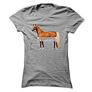 Funny Horse T Shirts