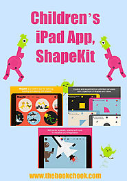 Children's iPad App, ShapeKit