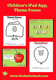 Children's iPad App, Theme Poems