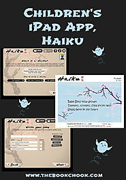 Children's iPad App, Haiku