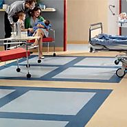 Homogeneous Vinyl Floor | Vinyl Flooring Solution In India | www.squarefoot.co.in