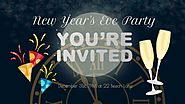 NYE Party: You're Invited