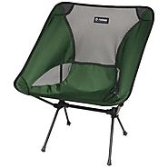 Helinox - Chair One, The Ultimate Camp Chair