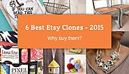 Top 6 Selling Etsy Clone Marketplace Scripts - 2015