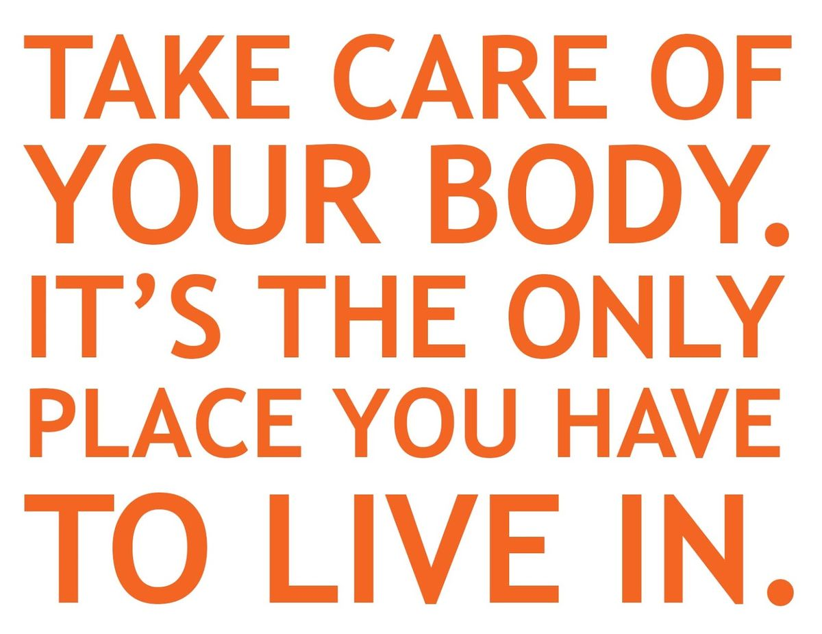 Headline for The Best Quotes About Health