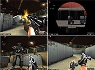 nmaFPS is a simple, portable 3D first person shooter.