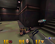 Linux & The Planet Games: Quake III Arena Cell Shading, modification for Quake III Arena which makes the game look li...