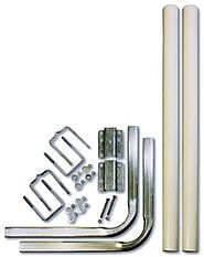 SeaSense Trailer Guide Pole Kit Only, 48""