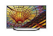 LG Electronics 49UF6700 49-Inch 4K Ultra HD LED TV (2015 Model)
