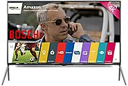 LG Electronics 98UB9810 98-inch 4K Ultra HD 3D Smart LED TV (2015 Model)
