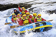 White Water Rafting on Shotover River