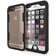 iPhone 6s Plus Waterproof Case, Ghostek Atomic 2.0 Series for Apple iPhone 6 Plus | Full-Body Underwater | Waterproof...
