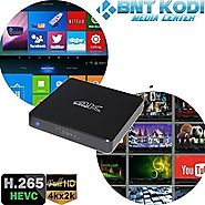 [2016 New Arrival]BNT Kodi Media Center 64bit Octa Core Android Tv Box Android Lollipop 5.1 Streaming Box with Custom...
