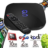 Matricom G-Box Q Quad/Octo Core XBMC/Kodi Android TV Box [2GB/16GB/4K] (Rev 1.2+)