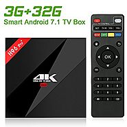 NewPal H96Pro+ Plus 3G DDR 32G EMMC 4K TV BOX with Kodi Amologic 8 core 64 bit CPU 2.4G/5G WIFi 2017 tv box media player