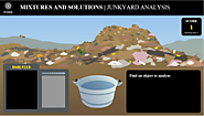 Mixtures and Solutions | Junkyard Analysis