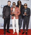 REGGAE DANCEHALL ACTS STEAL THE SHOW @ BET AWARDS....