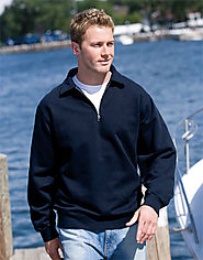 Hottest range of Zip Neck Sweatshirts at Just Sweatshirts