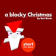 A Blocky Christmas Puzzle