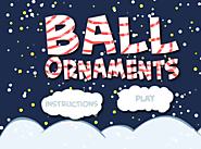 Ball Ornaments Holiday Puzzle