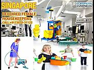 Golden Oppurtunity by European Overseas in Singapore