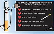 4 Benefits of Electronic Cigarette over Normal Cigarette