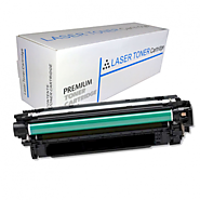 Compatible Toner Cartridge for HP CE400X Black High Yield 507X