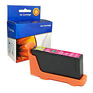 Compatible Ink Cartridge For Lexmark 100xl Magenta - (14n1070, 10n1055)