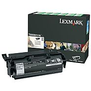 Original Toner Cartridge For Lexmark T650h11a Black High Yield