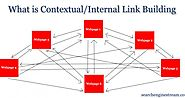 What is Contextual/Internal Link Building - By SES | Search Engine Stream