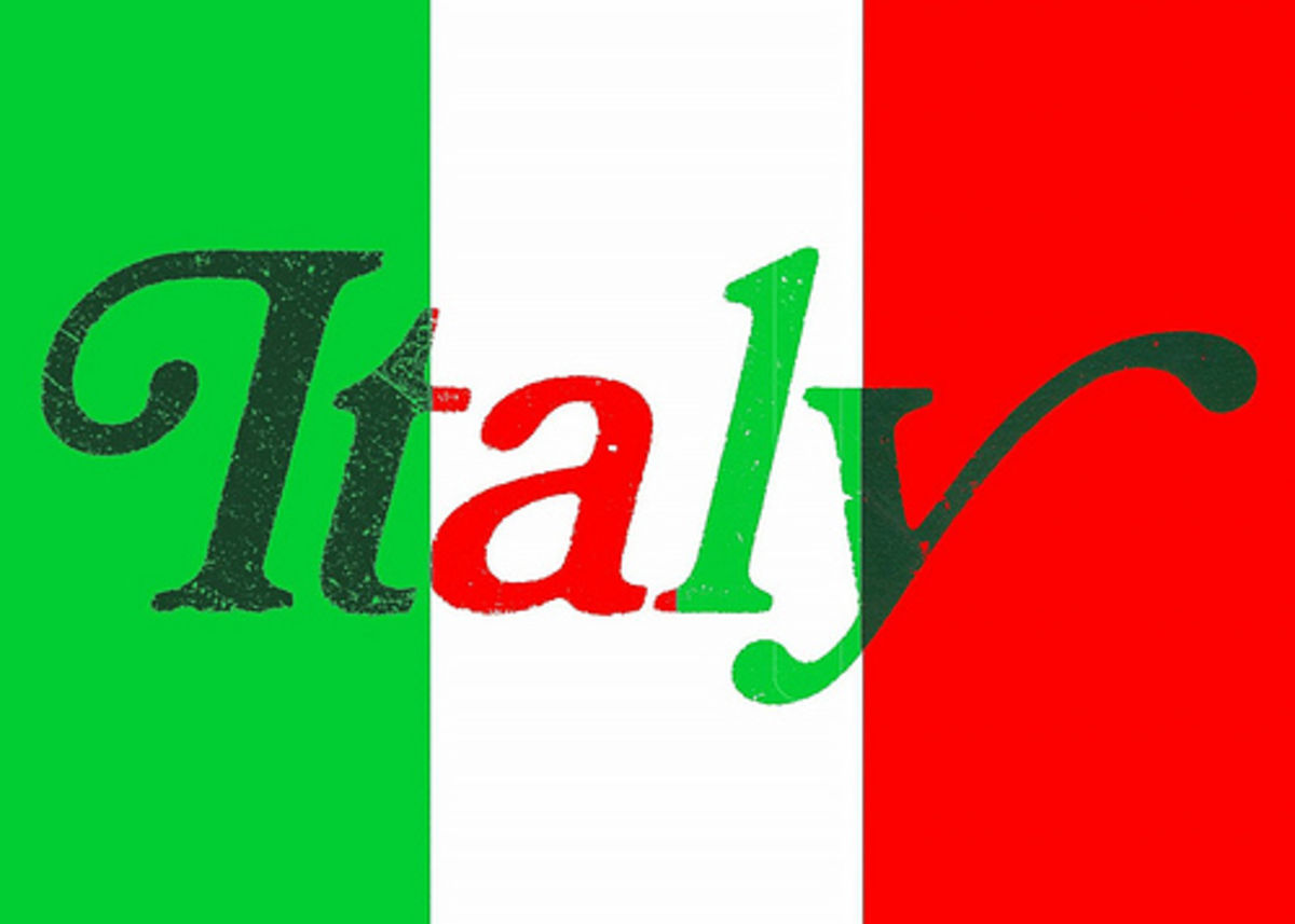 Headline for ITALY SHOPING