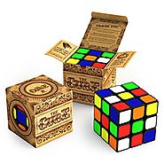 The Cube: Turns Quicker and More Precisely Than Original; Super-durable With Vivid Colors; Best-selling 3x3 Cube; Eas...